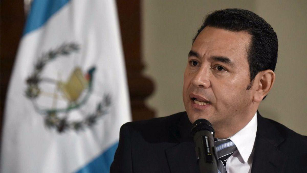 Gobierno de Guatemala niega  entrada al comisionado anticorrupción