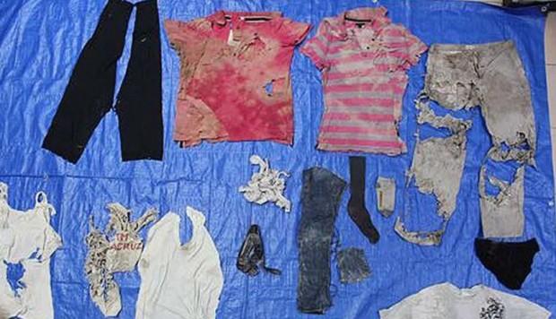 Encuentran ropa de niños en fosas clandestinas en México