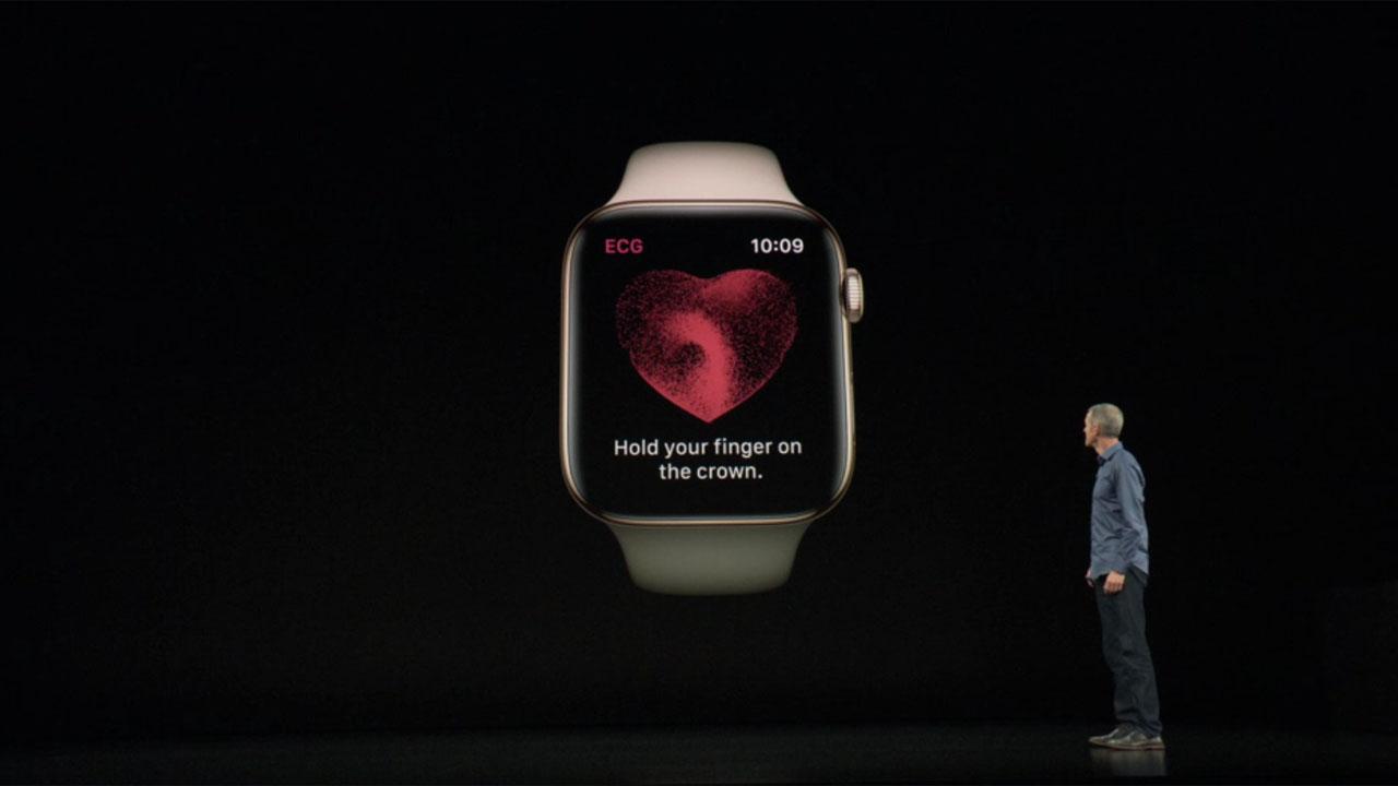 El nuevo reloj de Apple puede realizar un electrocardiograma
