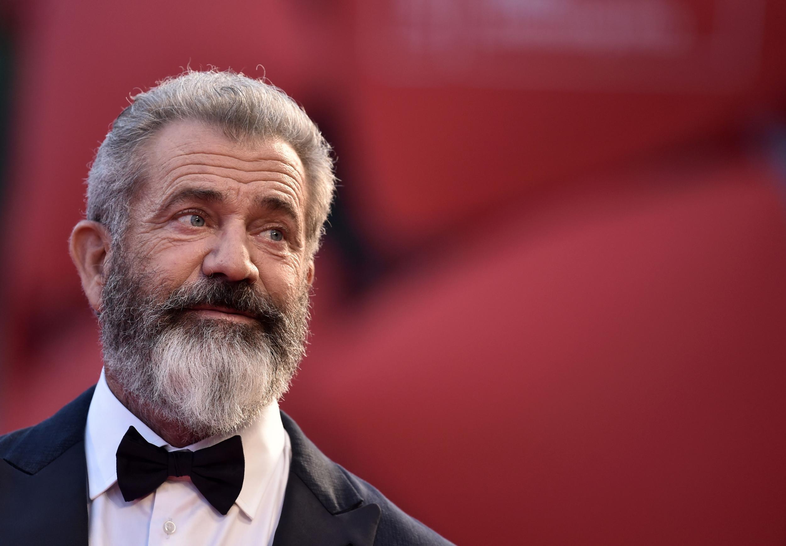 Mel Gibson generó polémica en el Festival de Venecia con su nueva película.
