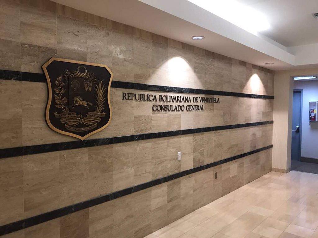 Consulado de Venezuela en Miami reabre sus puertas